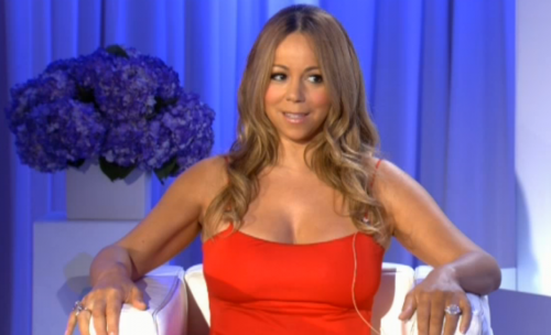 mariah carey 7 e1337106005820 Mariah Carey Talks Britney Spears; Slams X Factor USA?