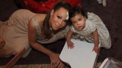 Hot Shots: Mariah Carey & Nick Cannon Celebrates 'Dem Babies' 1st Birthday