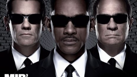 Competition: Win Tickets To 'Men In Black 3' London Premiere!