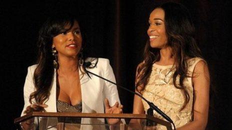 Destiny Aligns: LeToya Luckett & Michelle Williams Meet & Mingle