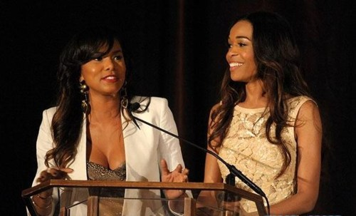 michelle williams letoya Destiny Aligns: LeToya Luckett & Michelle Williams Meet & Mingle