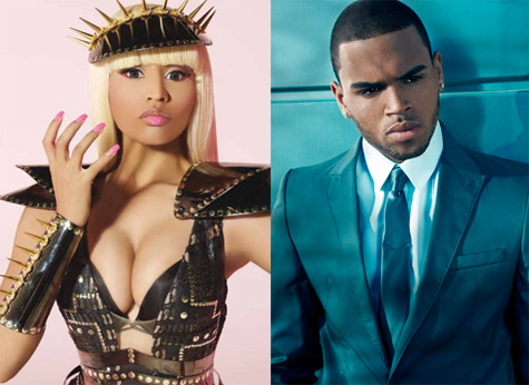 nicki cb New Video: Nicki Minaj   Right By My Side (Ft Chris Brown & Nas)