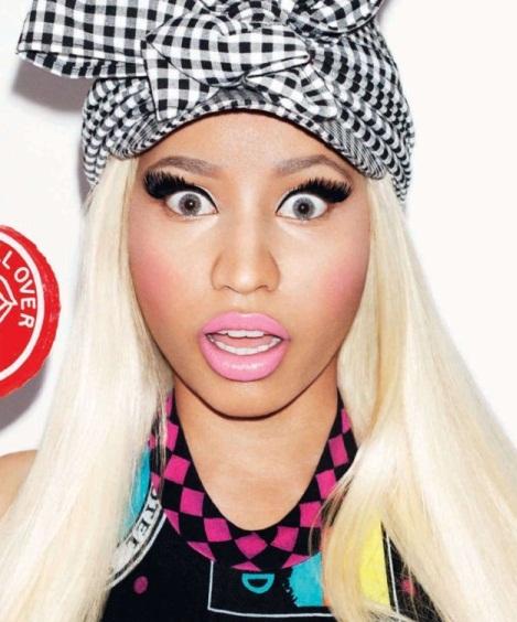 nicki m nme Nicki Minaj Credits Beyonce For Pepsi Ad