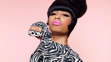 Watch: Nicki Minaj Catches Up With 'Ellen'