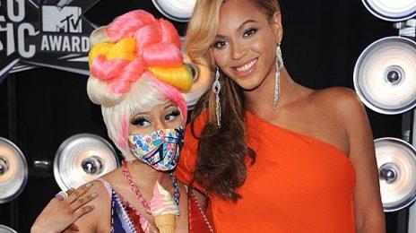 Nicki Minaj Credits Beyonce For Pepsi Ad