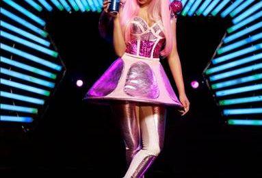"Hot Shot:  Nicki Minaj Has Her ""Moment"" With Pepsi"
