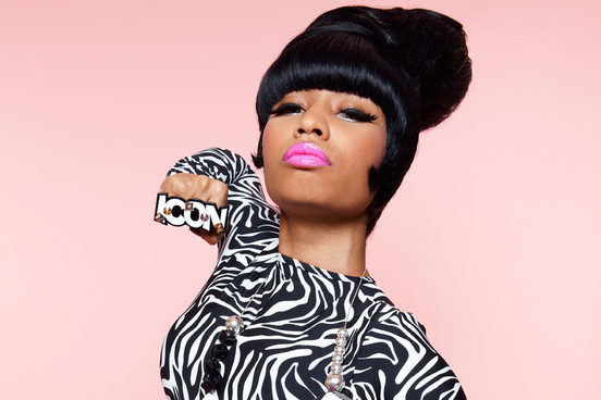 nicki minaj Watch: Nicki Minaj Catches Up With Ellen