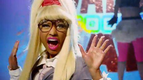 Watch: Nicki Minaj Catches Up With Sophia Grace On 'Ellen'