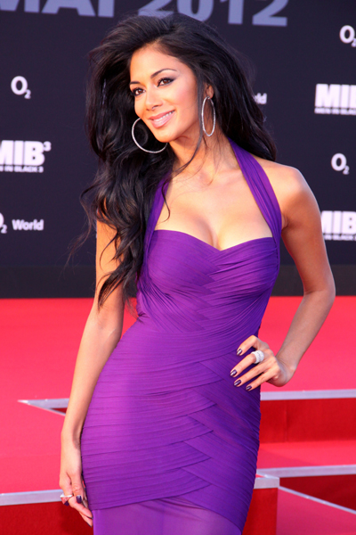 nicole scherzinger xf Nicole Scherzinger Returns To The X Factor; Will Kelly Rowland Too?
