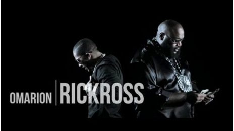 Behind the Scenes:  Omarion Ft. Rick Ross - 'Let's Talk'