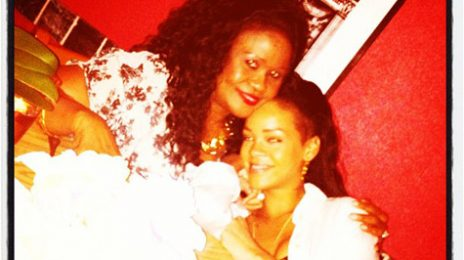 Hot Shots: Rihanna Hits New York For Mother's Day