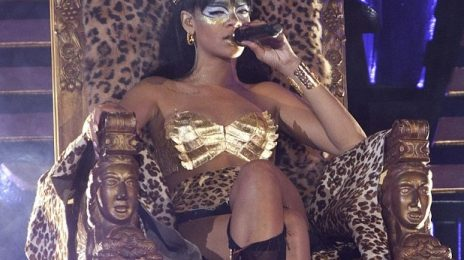 Hot Shots: Rihanna Unveils Inner Warrior