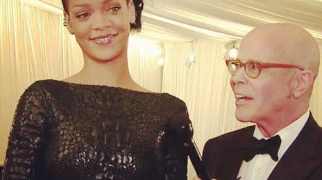 Hot Shots: Rihanna & Solange Storm MET GALA