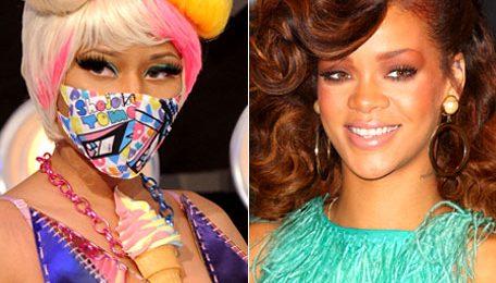 Rihanna Snatches VEVO Record From Nicki Minaj