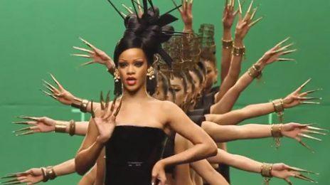 Behind The Scenes: Rihanna & Coldplay - 'Princess Of China'