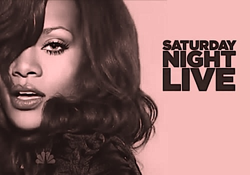 rihanna snl xfactor performances1 Watch:  Rihanna Brings Birthday Cake & Talk That Talk To SNL *UPDATED*