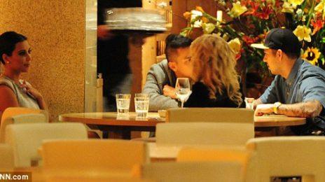 Hot Shots: Rita Ora Dines With...Kim Kardashian