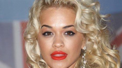 Watch: Rita Ora Celebrates Second #1 Single