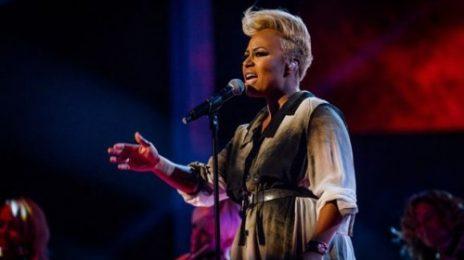 Emeli Sande Soars On 'The Voice'