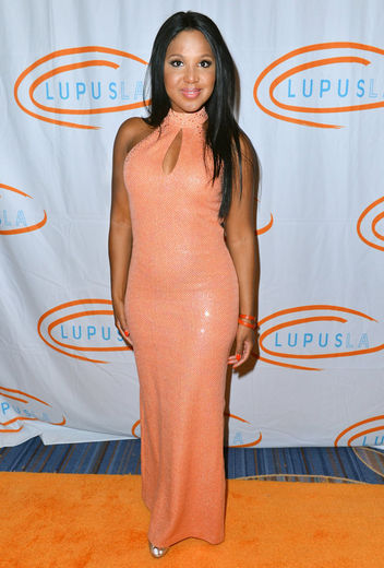 toni braxton lupus la Hot Shots:  Toni Braxtons In Fighting Form For LUPUS LA