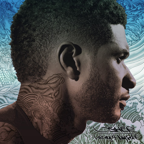 usher looking for myself Usher Unveils Looking 4 Myself Album Cover & Tracklist