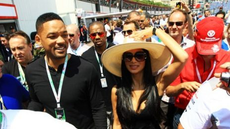 Hot Shots: Nicole Scherzinger Enjoys Monaco With Will Smith
