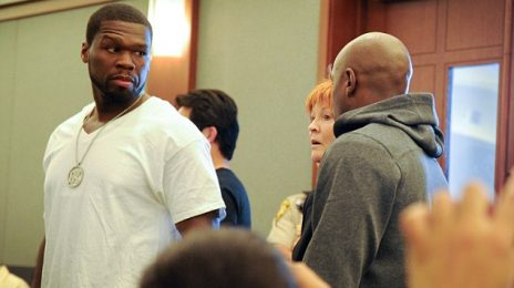 Hot Shot: 50 Cent Takes Floyd Mayweather To Jail