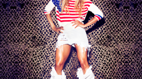 Hot Shots:  Ciara Shares Fierce 'One Woman Army' Promo Images *Updated*