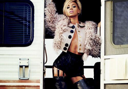 Beyonce Dazed