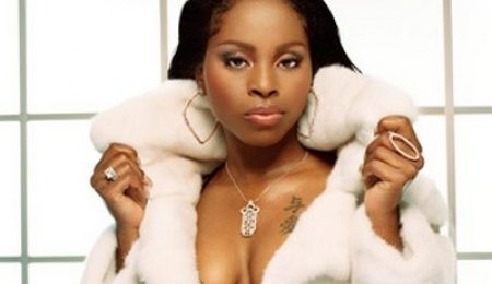 Foxy Brown Suffers Wardrobe Malfunction