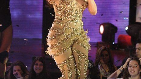 Watch: Jennifer Lopez Storms 'Sonando Por Cantar'