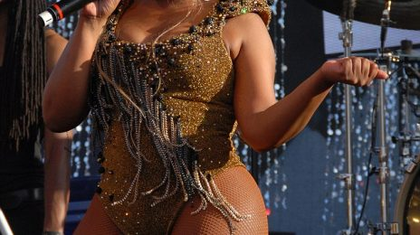 Hot Shots: Lil Kim Stuns Fans At LA Pride Festival