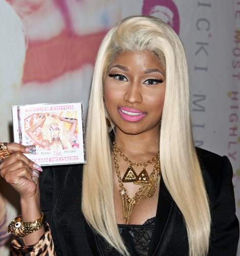 Nicki Minaj Pink Friday Reloaded Hot Topic: Sales Vs Certifications