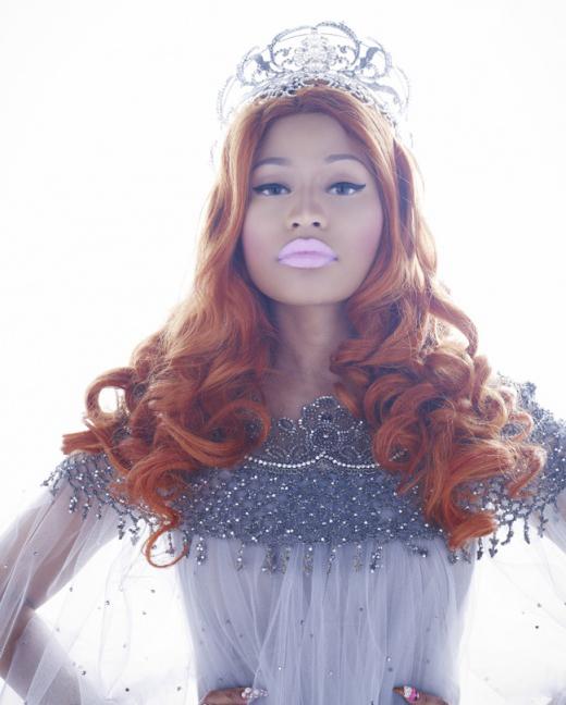 Nicki Minaj TGJ1 Watch: Nicki Minaj Storms The Hammersmith Apollo