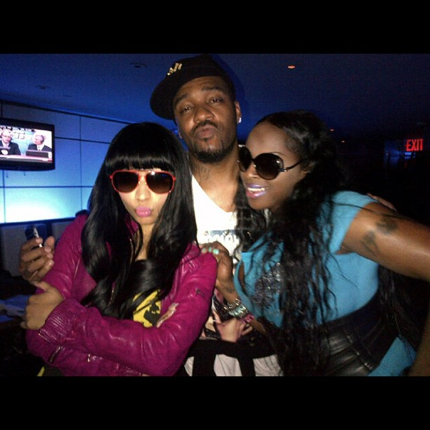 Nicki and Foxy Sabotage At Summerjam : Funkmaster Flex Hints At Nicki Minaj Blacklisting