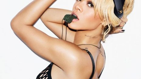 Major: Rihanna Scores 22nd Top Ten Hit