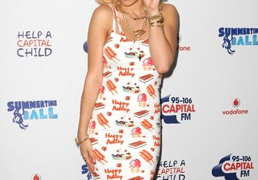 Hot Shots: Rita Ora Stuns At 'Summertime Ball'