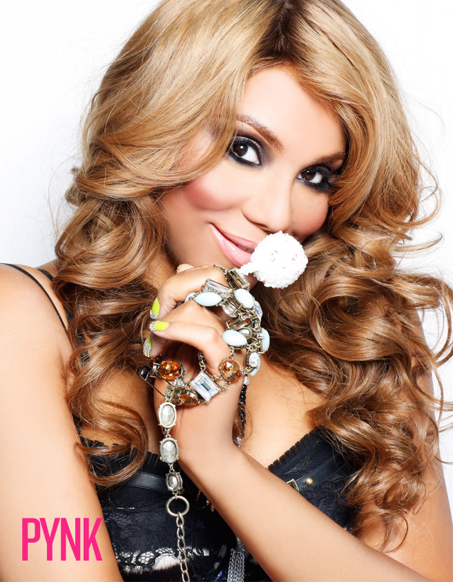Tamar4 Hot Shots: Tamar Braxton Pretty In Pynk
