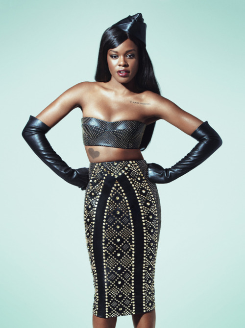 azealia banks hackney Drama: Azealia Banks Slams Label / Begs For Sony To Sign Her