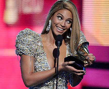 Grammy Awards : Beyonce envoie sa liste de chansson pour les nominations!