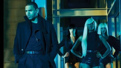 Hot Shots: Chris Brown Shares Edgy 'Fortune' Promos