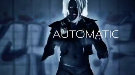 Must See: Dawn Richard - 'Automatic' Video Teaser