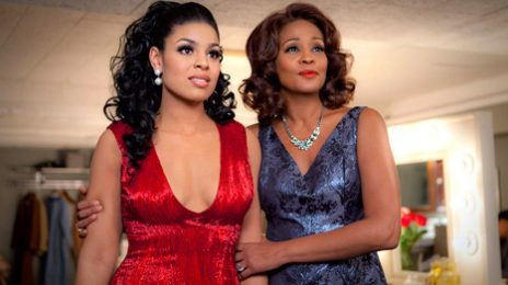 Behind The Scenes: Whitney Houston & Jordin Sparks - 'Celebrate'