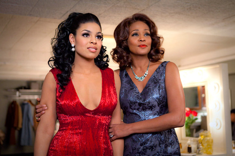 jordin and whitney Preview:  Whitney Houston & Jordin Sparks   Celebrate Video