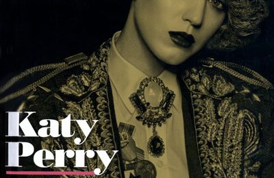 Hot Shots: Katy Perry Covers 'L'UOMO Vogue'