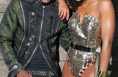 Hot Shot: Kelly Rowland & Jason Derulo Shoot New Show
