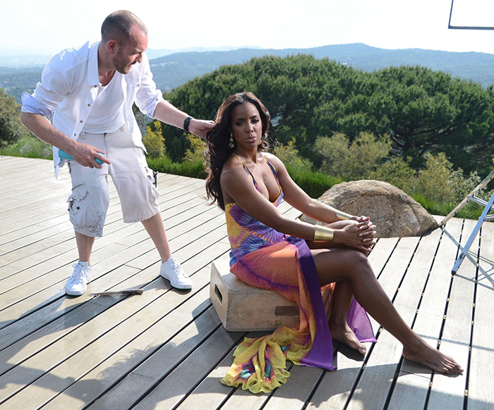 kelly rowland summer dreaming 4 Major: Kelly Rowland Teams With Bacardi / Shoots New Video
