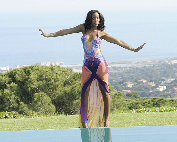 kelly rowland summer dreaming Major: Kelly Rowland Teams With Bacardi / Shoots New Video