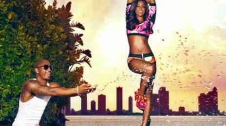 Behind The Scenes: Kelly Rowland & Trey Songz's Sexy 'EBONY' Shoot