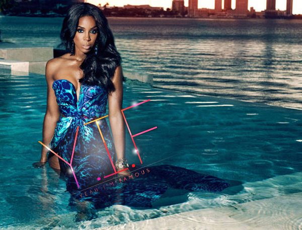 kelly trey Hot Shot: Kelly Rowland Sizzles On EBONY Cover...With Trey Songz